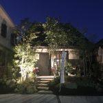 夜の雰囲気が最高な家
