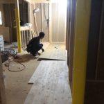 木の家は自社施工してます!
