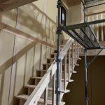 サイエンスホームの階段が好き!