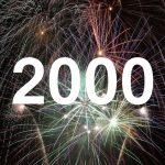 たかが2000日されど2000日!